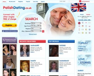 Polish Dating UK