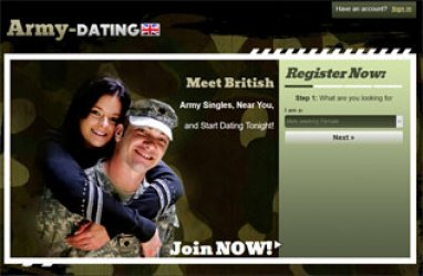 Military dating uk