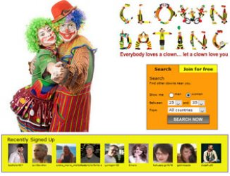 ClownDating.com