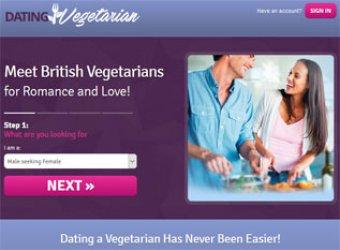 DatingVegetarian.co.uk