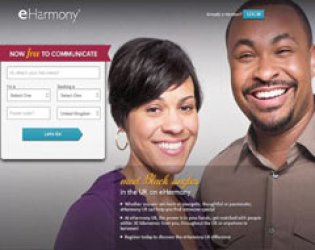 eHarmony Black dating