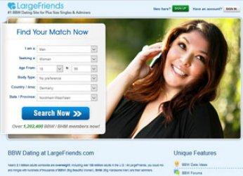 LargeFriends.com