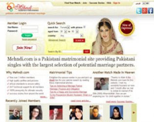 online dating website pakistan