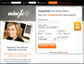 Dating site completely free