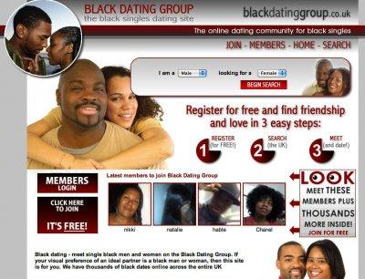 Dating black man uk