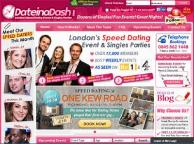 speed dating uk recenze