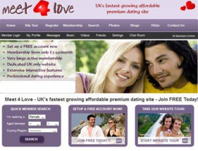 Premium UK dating sites