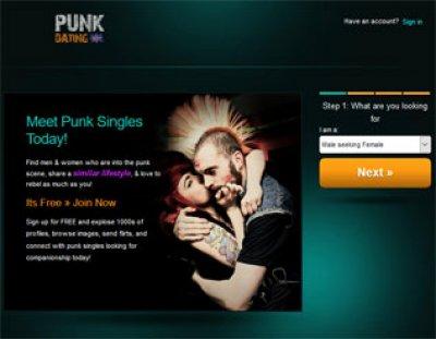 Punk dating UK