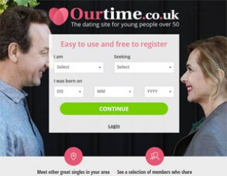 dating website for young adults